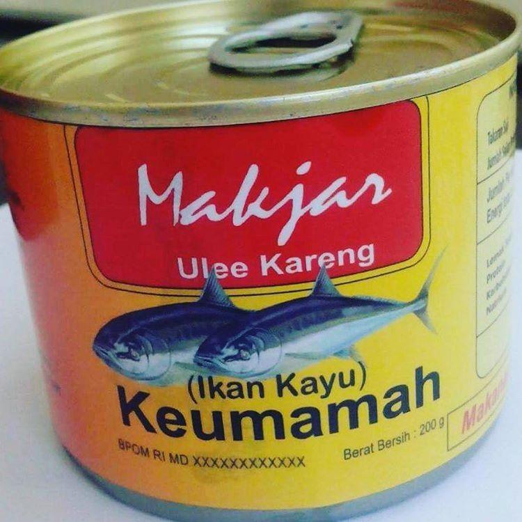 jenis ikan tongkol kaleng