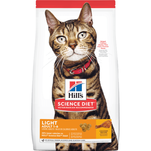 makanan kucing bengal hill science diet