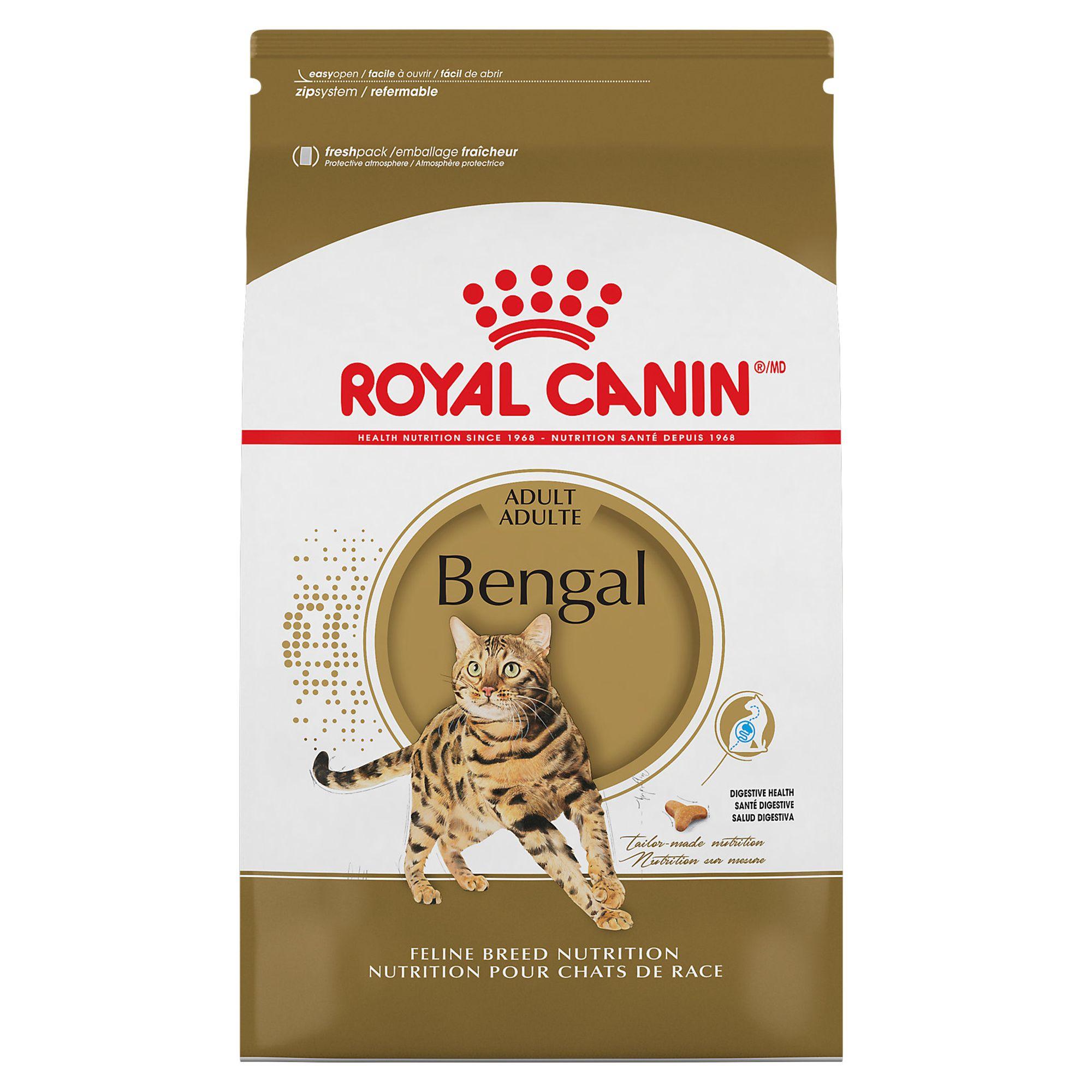 makanan kucing bengal royal canin