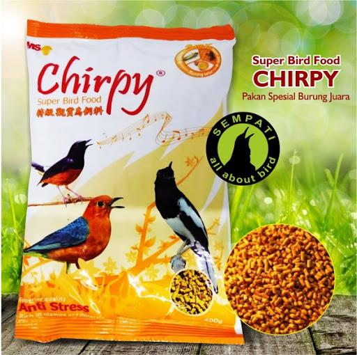 makanan Burung Trucuk voer
